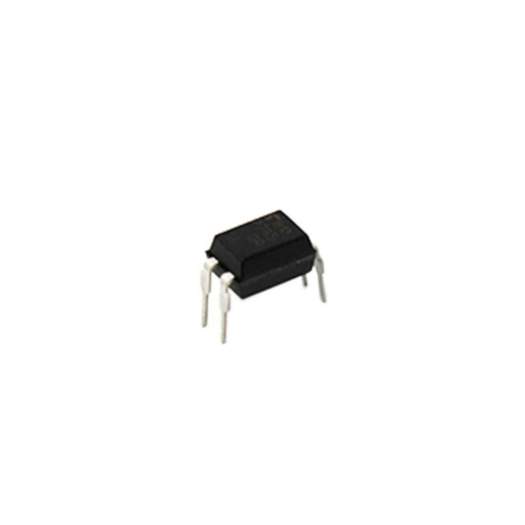 8x LTV-816 Optocoupler THT Channels1 Out transistor Uinsul5kV Uce80V LITEON