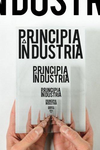 Principia Industria (Books of Machinism) (Volume 1)