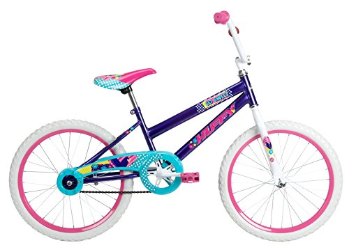 "Huffy Bicycle Company 23315 Girls So Sweet Bike in Color, 20"", Purple/White"