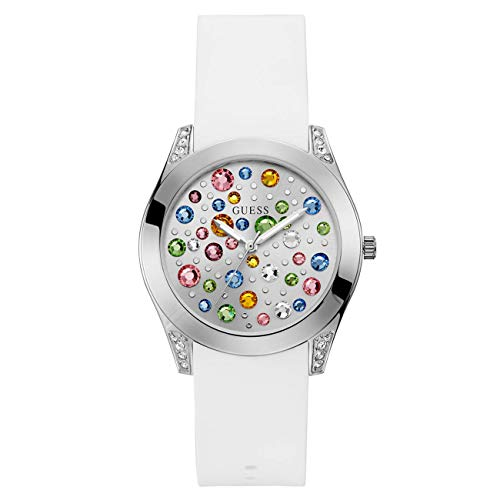 - Watch Guess W1059L1 Woman Multicolor Silicone Quartz