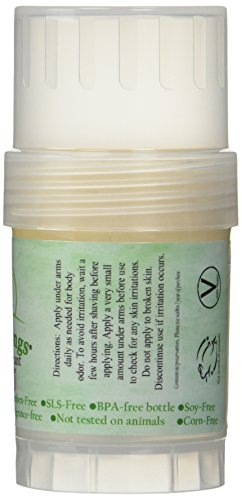 Green Tidings All Natural Deodorant *Extra Strength, All Day Protection* Lavender 1oz (3 PACK- 15% OFF) by Green Tidings (Image #2)