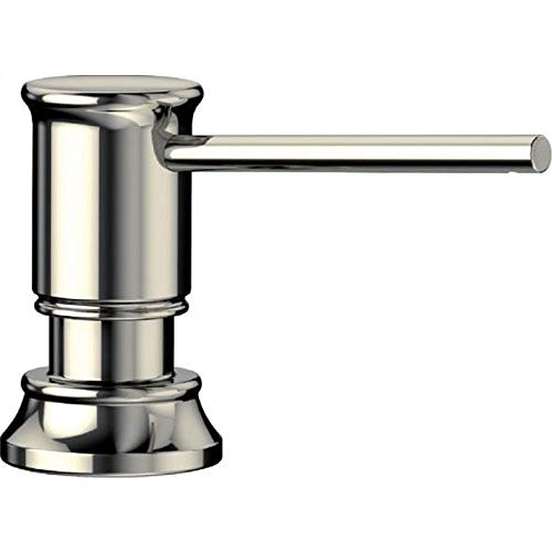 BLANCO 442518 Empressa Soap Dispenser Polished Nickel