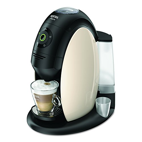 Nescafé 34341 Alegria 510 Cafe-Coffee Machine, 5 Presets, 2L Reservoir by Nescafé