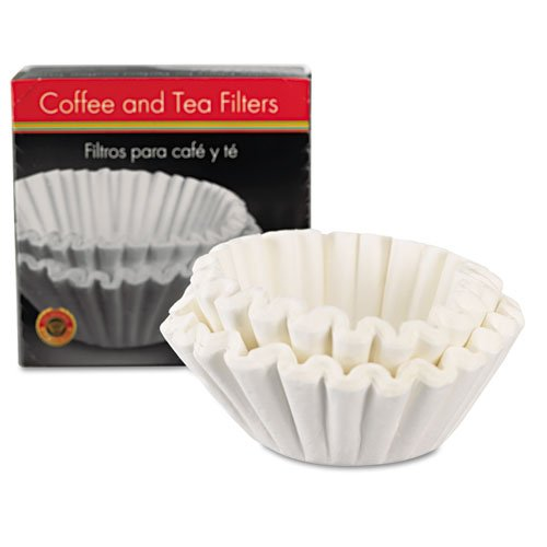 BUNN 8/12-Cup Size Coffee Filters, 100/Pack