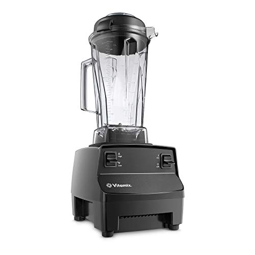 Vitamix Two Speed Blender, Professional-Grade, 64oz. Container, Black (Renewed) - 1914