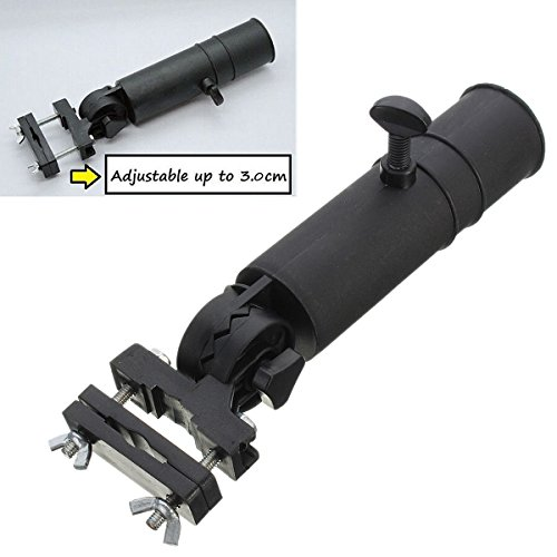 Universal Holder, Adjustable Umbrella for All Cart Wheelchair Bike