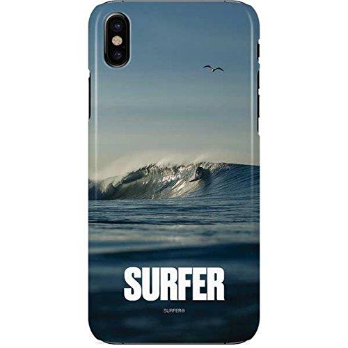 best service 65130 ff088 Amazon.com: Surf iPhone X Case - SURFER Waiting On A Wave | Action ...