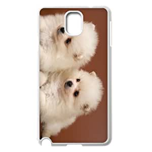 HXYHTY Customized Print Pomeranian Hard Skin Case Compatible For Samsung Galaxy Note 3 N9000