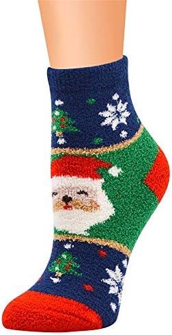 YWLINK Calcetines Medianos Calcetines De Fiesta De Navidad Hombres ...