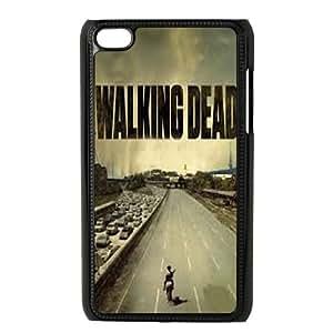 iPod Touch 4 Case Black The Walking Dead VIU010813