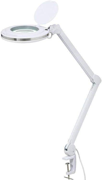 Led Lupenleuchte Toolcraft Tc Rml 60led Cl 1526045 Led Leistung 8 W Kaltweiß Beleuchtung