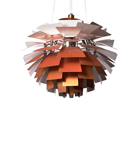 Small Artichoke Pendant Light in US - 5