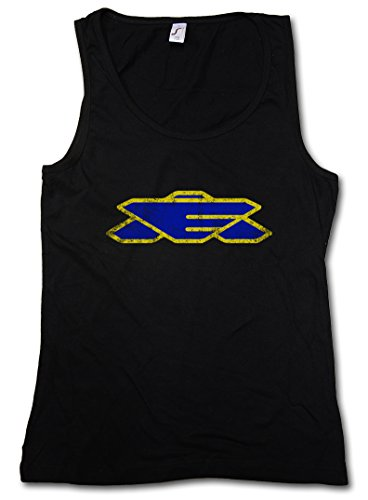EARTH ALLIANCE LOGO WOMAN TANK TOP - Space TV Center Series Babylon Five 5 Fan