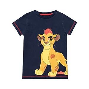 Disney Boys' The Lion Guard T-Shirt