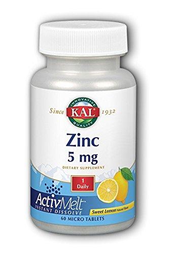 ActivMelt Sweet Lemon Kal tablets product image