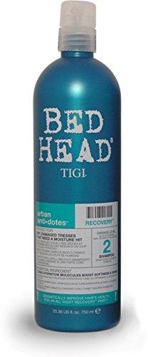 TIGI Bed Head Urban Anti+Dotes Recovery Shampoo, 25.36 oz (Pack of 3)
