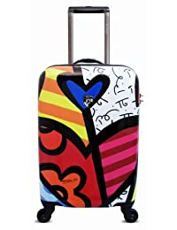 "Heys Britto New Day 22"" Cabin Spinner Luggage B703-22 Heys"