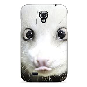 SpaceSubs Perfect Tpu Case For Galaxy S4/ Anti-scratch Protector Case (heidi Cross Eyed Opposum)