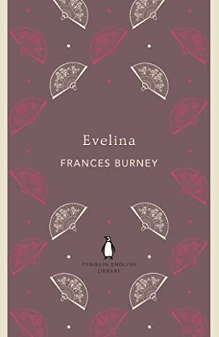 book cover of Evelina