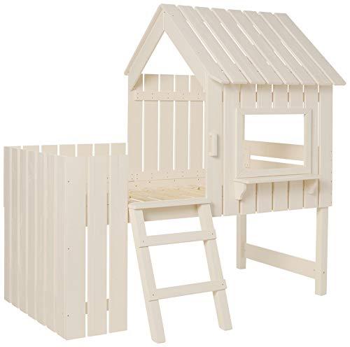 Donco Kids Twin Cabana Loft 1350-TLRP