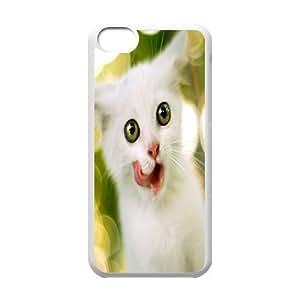 C-Y-F-CASE DIY Cute Cat Pattern Phone Case For phone Iphone 5C
