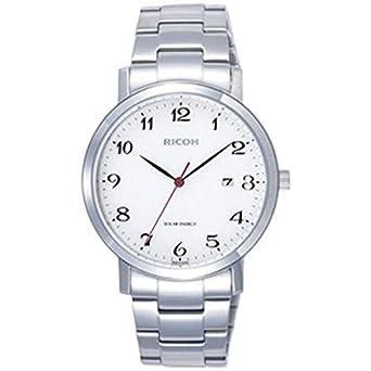 new style fcc95 82a65 Amazon | リコーエレメックス [ソーラー時計]シュールド ...
