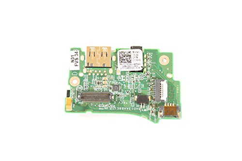 Dell XPS L322X 10KH9 USB 3.0 Audio Power Button Board DAD13AAB8E1 by Dell
