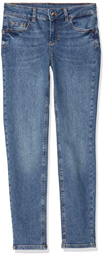 77616 Wash blue Para Ideal Jo Mujer Skinny Violet Liu Up Blau Vaqueros den Bottom wOH7qgA