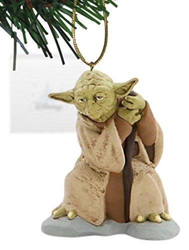 "Disney Star Wars The Empire Strikes Back ""Yoda"" Ornament"