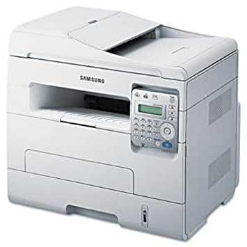 Driver UPDATE: Samsung SCX-4729FD Printer Scan