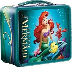The Little Mermaid Collectible Lunch Box (Tin)