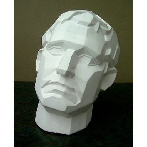 Plaster Cast Drawing Art