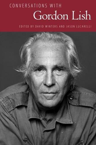 Conversations with Gordon Lish (Literary Conversations Series)