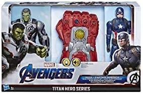 Marvel Avengers Electronic Gauntlet Hulk /& Captain America