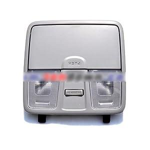 Hyundai Motors OEM Genuine 92800A5000TX Over Head Console Sunglasses Map Lamp Assy No-Sunroof type 1-pc For 2012 2013 2014 Hyundai Elantra GT : i30