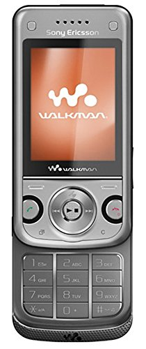 Sony Ericsson W760 3G Cell Phone (AT&T)
