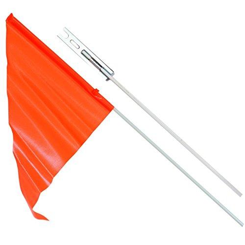 Sunlite Safety Flag 2Pc (Flag Bike)