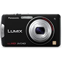 Panasonic Lumix DMC-FX700 14.1 MP Digital Camera with 5x Optical Image Stabilized Zoom and 3.0-Inch LCD (Black) Explained Review Image