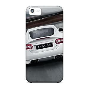 Fashion Tpu Case For Iphone 5c- 2010 Jaguar Xkr Defender Case Cover