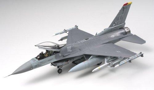 Tamiya 1/48 masterpiece machine No.98 1/48 Lockheed Martin F-16CJ [Block 50] Fighting Falcon 61098