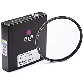 B + W 43mm UV Protection Filter (010) for Camera Lens – Standard Mount (F-PRO), MRC, 16 Layers Multi-Resistant Coating, Photography Filter, 43 mm, Clear Protector