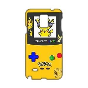 Angl 3D Case Cover Cartoon Anime Pokemon Phone Samsung Galaxy Note4