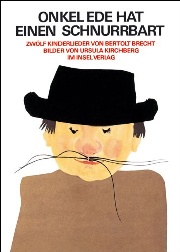 Onkel Ede hat einen Schnurrbart: Zwölf Kinderlieder