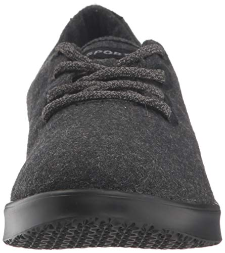 up Women's Crane Wool JSport Black by Lace Jambu Sneaker zqxEY