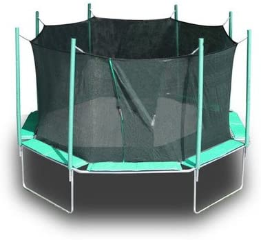 Kidwise KW-MCT16OC 16 ft. Octagon Trampoline with Enclosure
