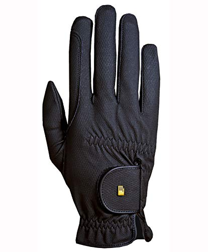 Roeckl Chester Riding Gloves Black 7