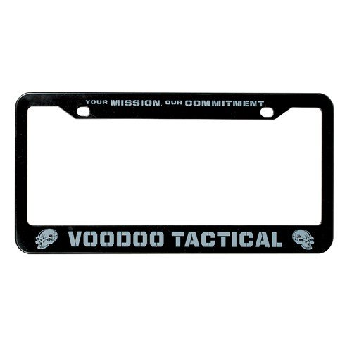 license plate frame pro gun - 7