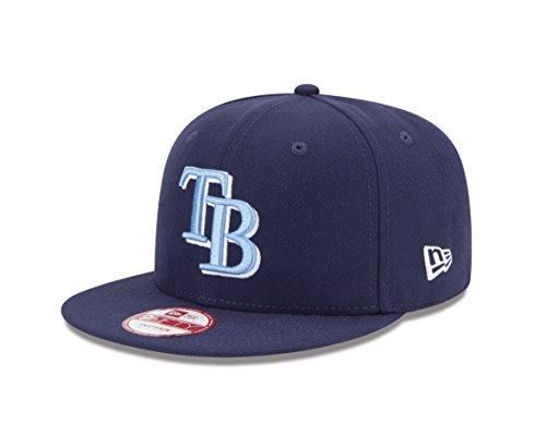 MLB Tampa Bay Rays Baycik Snap 9Fifty Cap-ML ()