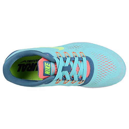 Nike Women's Free Rn Competition Running Shoes Hyper Turq/Ghost Green-lav 5ydMN6X