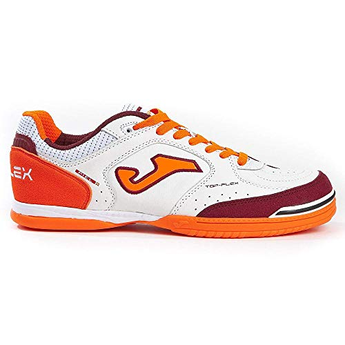 white Top Indoor De 000 Homme Chaussures Flex Futsal Blanc 817 Joma RfTqzq